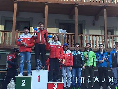 podio_Super-G_C.R. Allievi_M_Alagna_14_03_2017_2
