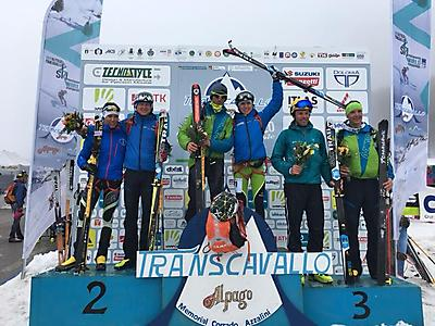 podio_Team Race C.I. skialp_Transcavallo_18_02_2018