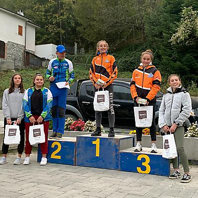 podio_Allievi_F_Tr. Famù_October_Biathlon_Chiusa Pesio_12_10_2019_1